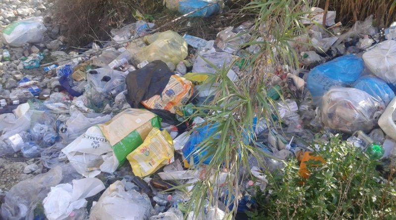 Rifiuti abbandonati Cronaca Ambiente Boville Ernica Frosinone Ciociaria Enzo Perciballi sanzione trasgressore