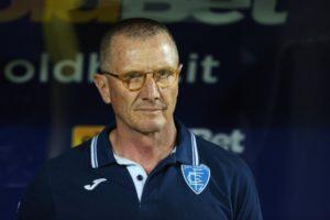 Andreazzoli, Frosinone, Empoli, 21 ottobre, stadio benito Stirpe, l'avversario,