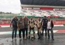 200 Miglia del Mugello, M.C. Mancini sul podio