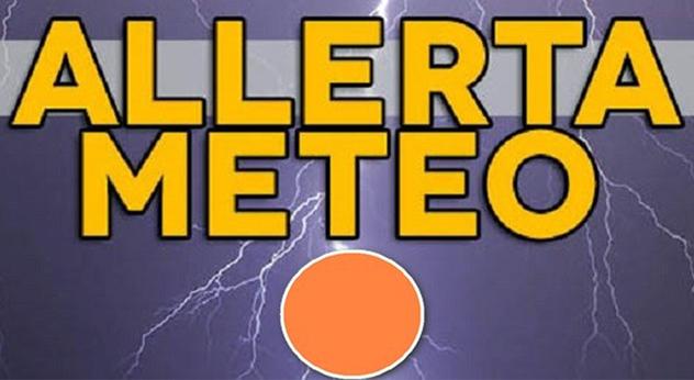 allerta meteo arancione maltempo tempo forti piogge Ciociaria Frosinone Lazio Protezione Civile