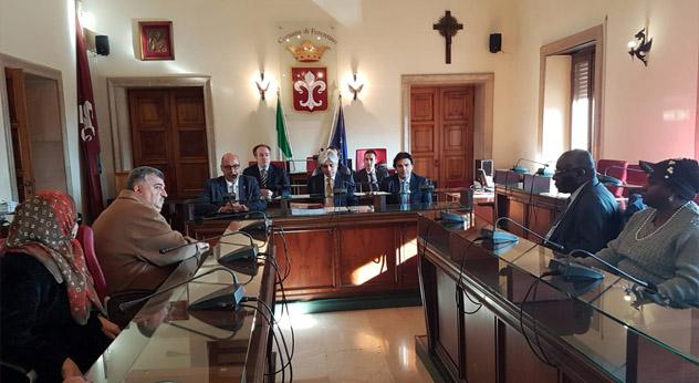 Antonio Pompeo Ferentino Frosinone Ciociaria Santa Sede ambasciatori chiesa attualità Ambrogio Spreafico