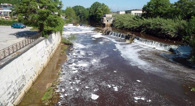 inquinamento Valle del Sacco bonifica Provincia di Frosinone Ceccano Ceprano Anagni Ferentino territorio ambiente tutela delle acque Regione Lazio Antonio Pompeo