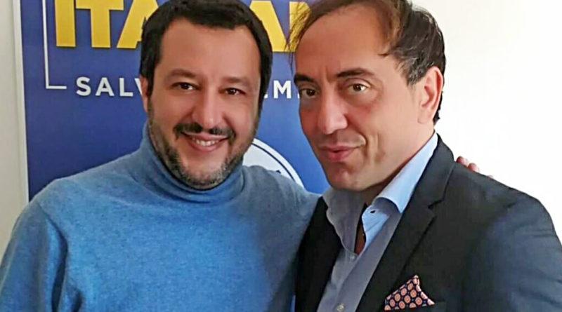 Matteo Salvini Andrea Amata Lega