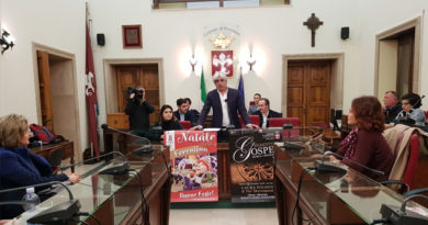 Natale Ferentino Frosinone Ciociaria eventi festività natalizie cultura spettacolo