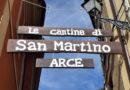 Un weekend di vino e non solo… Aprono le Cantine di San Martino ad Arce