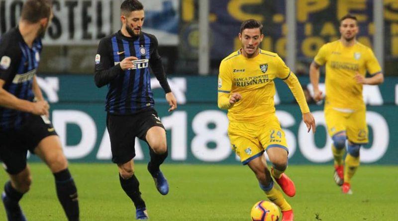 Inter/Frosinone Frosinone Calcio Serie A Ciociaria Sport