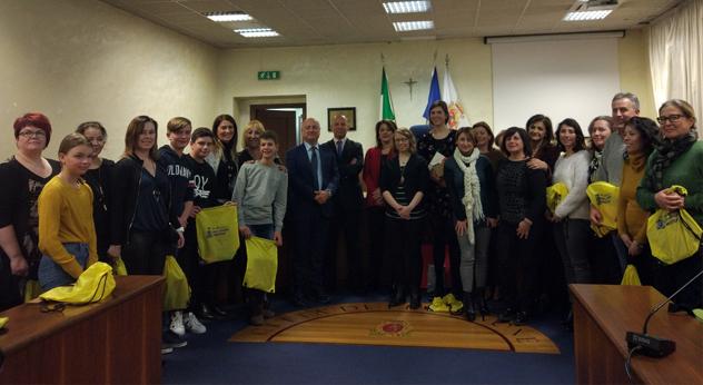 cultura delegazioni straniere Erasmus studenti istruzione Spagna Finlandia Francia Nicola Ottaviani Ciociaria scuola Luigi Pietrobono attualità Frosinone