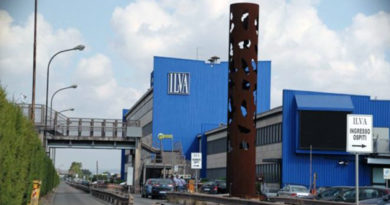 economia lavoro Ilva Patrica Frosinone Provincia di Frosinone Antonio Pompeo Mise Luigi Di Maio territorio Ciociaria