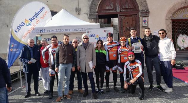 evento attualità Sport in piazza sport Antonio Pompeo Andrea Martinez Frosinone Ferentino Ciociaria Coni Regione Lazio