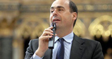 Il Governatore della Regione Lazio Nicola Zingaretti sfiducia pd frosinone ciociaria