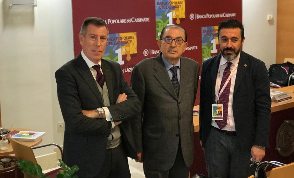 Banca Popolare del Cassinate prima banca regione Lazio Frosinone Ciociaria classifica Milano Finanza Italia Oggi Formisano