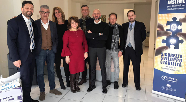 economia attualità Confcommercio Frosinone Latina Ciociaria Confcommercio Imprese per l'Italia Lazio Sud ABICONF imprese lavoro Confcommercio Professioni Fabiana Flecchia Gianluca Marchionne Salvatore Di Cecca Confcommercio Lazio Sud Giovanni Acampora Stefano Cardarelli liberi professionisti Consiglio Direttivo eletti