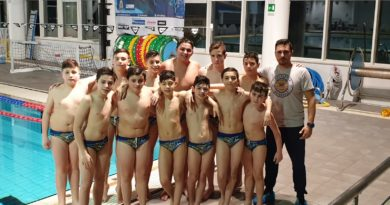 La Bellator Frosinone under13 ingrana la sesta