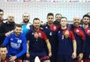 PRIMA DIVISIONE MASCHILE: Il Real Piedimonte vince al tie break e si conferma 2°