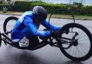 Giro d'Italia Handbike 2019 – L'arpinate Bove sul podio le congratulazioni di Quadrini