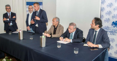 Nasce FIPE Confcommercio Lazio Sud: Italo Di Cocco eletto Presidente