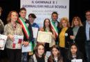 """Pontecorvo – Il giornalino scolastico """"L'Aquilone"""" premiato al concorso dell'Ordine dei Giornalisti"""