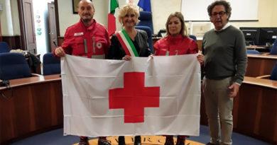 attualità salute benessere Croce Rossa Italiana Frosinone Ciociaria Comune di Frosinone giornata mondiale della Croce Rossa Rossella Testa Angelo Scimè Mezzaluna Rossa soccorso volontario universalità dei diritti associazione internazionale Nobel per la Pace Jean Henry Dunant