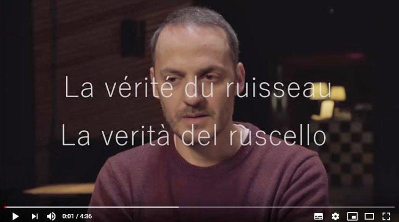 la verità del ruscello video polica elezioni europee