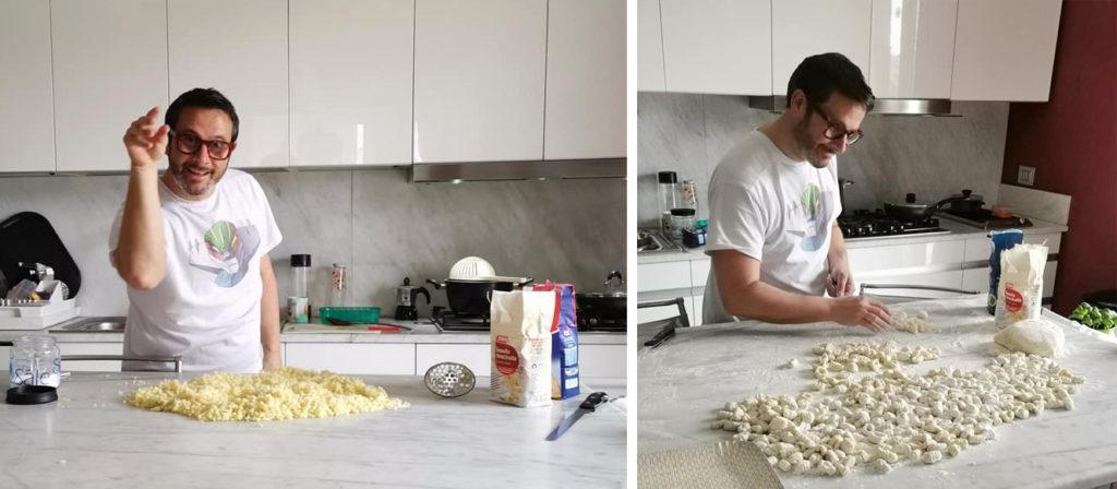 Gianfranco Rufa chef Lega Palco Matteo Salvini primo maggio Civitavecchia Frosinone Ciociaria Veroli