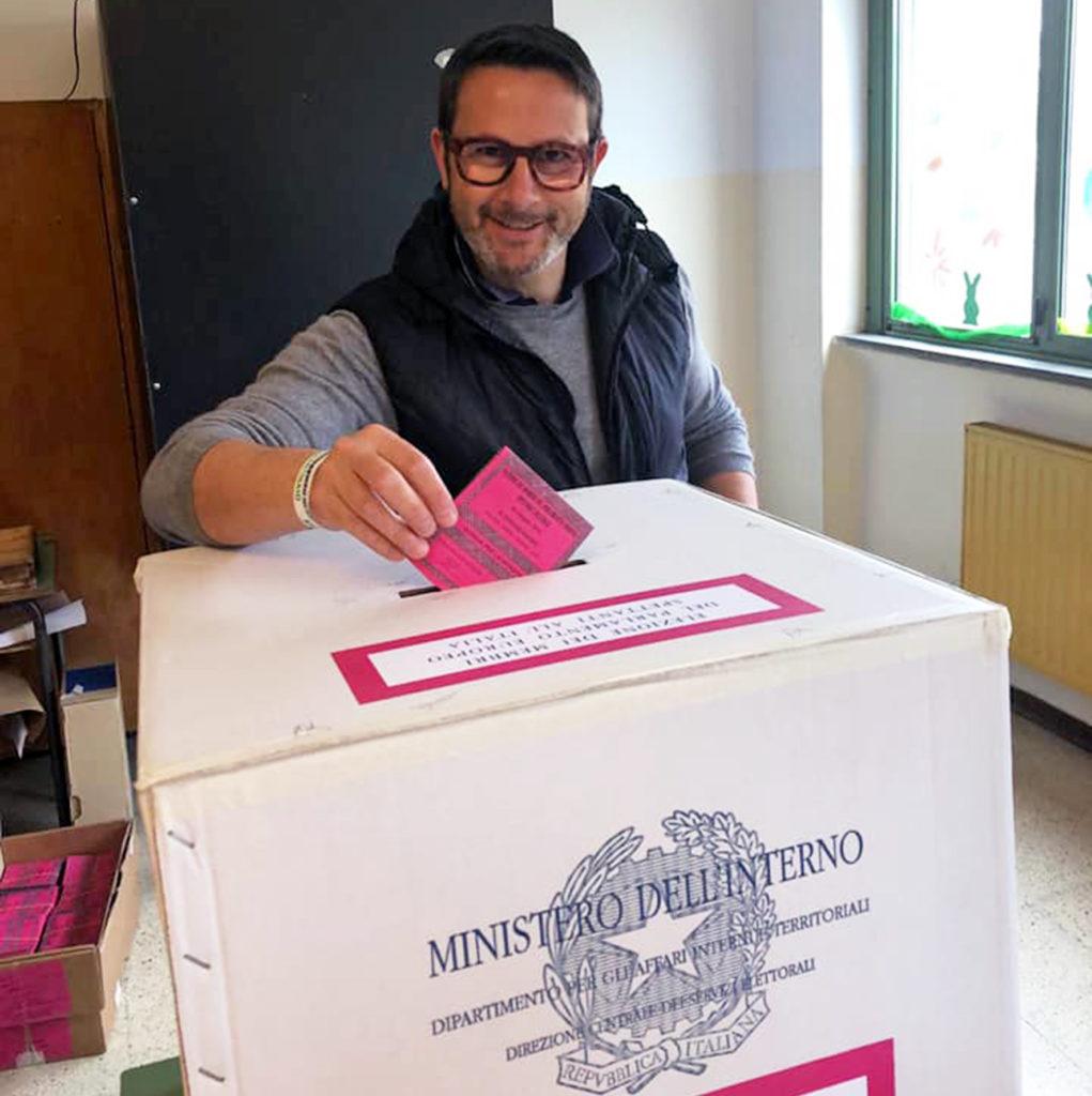 gianfranco rufa senatore lega veroli frosinone ciociaria amministrative europee votazioni voto