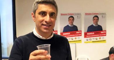 sindaco simone cretaro pd veroli frosinone ciociaria elezioni amministrative