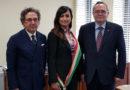 Frosinone, delegazione accolta in Polonia