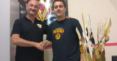 Pallacanestro Veroli 2016, riconfermato coach De Rosa
