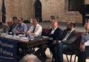 """Atina – Una sala gremita alla presentazione del libro """"Democrazia populista"""" di Andrea Amata"""