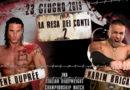 IWA – L'ex WWE Rene' Dupree pronto a conquistare il titolo massimo della Promotion ciociara