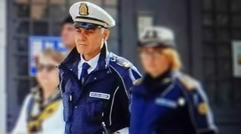 vigile giuseppe diana polizia locale agente frosinone ciociaria