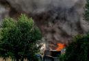 Frosinone – Incendio alla Mecoris, ecco di che rifiuti speciali si tratta
