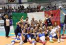 Volley, la nazionale sorde campione d'Europa. Alla ciociara Claudia Gennaro la medaglia d'oro