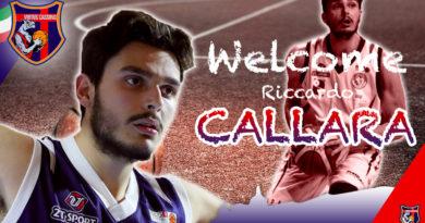 Riccardo Callara virtus cassino