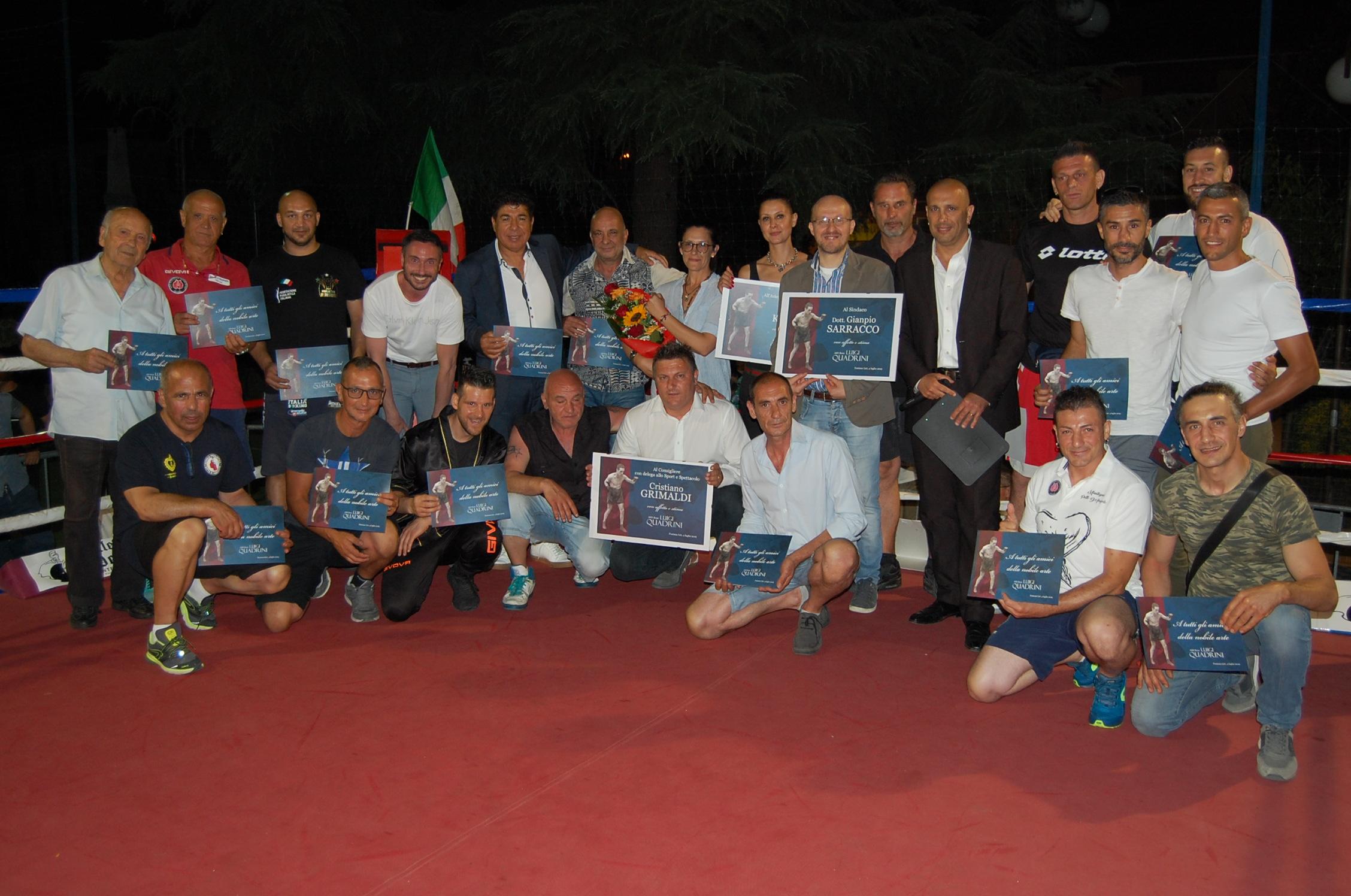 Tutti i premiati Vittoria Iacovissi Daniele e Marino Bucciarelli
