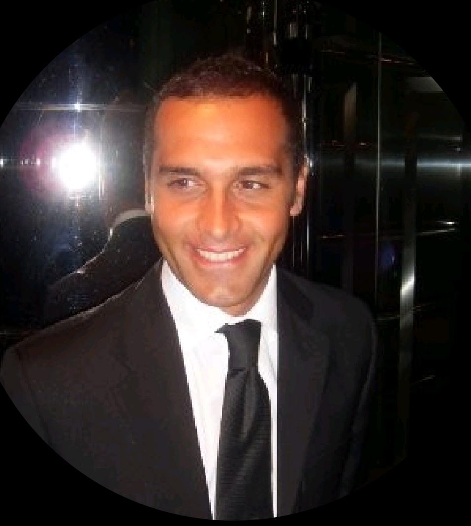 Vicepresidente Gianluca Parente