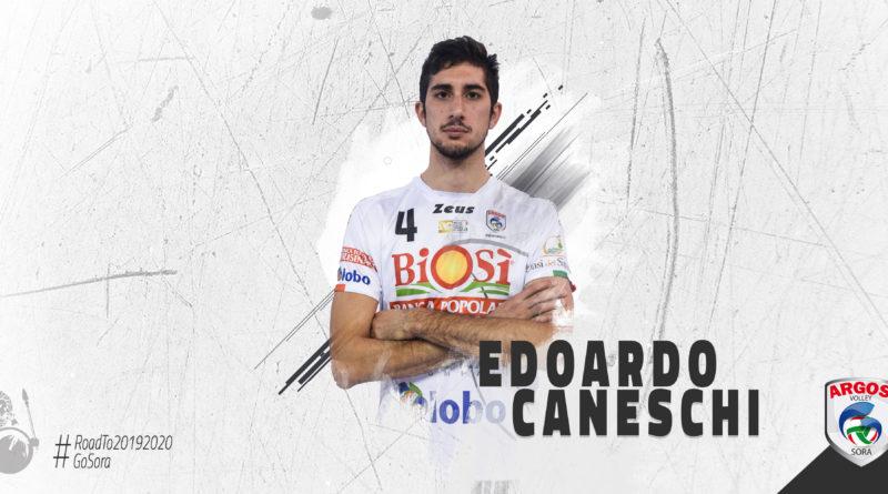 Edoardo Caneschi Argos Volley