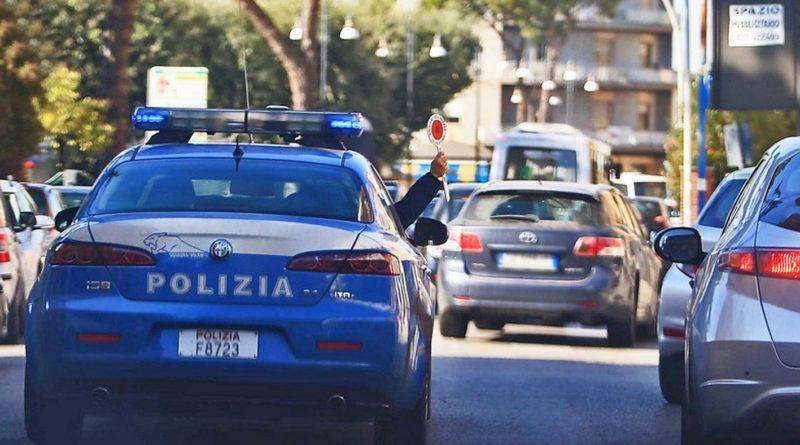 polizia volante frosinone
