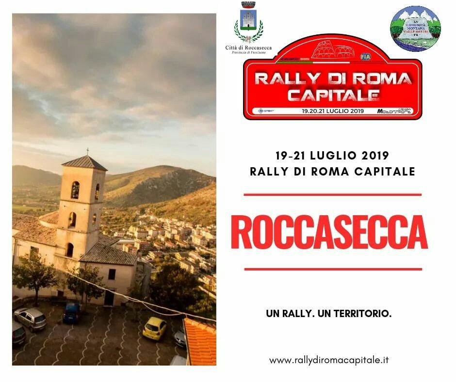 rally di roma capitale gianluca quadrini xv comunità montana