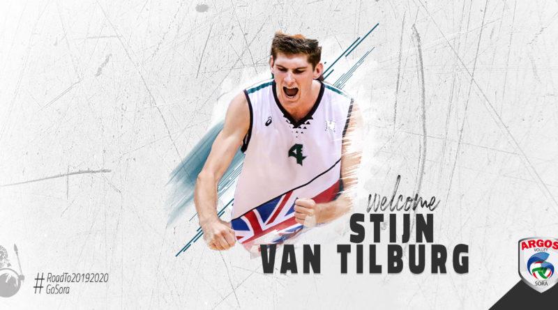 Stijn Van Tilburg Argos Volley Globo Banca Popolare del Frusinate Sora