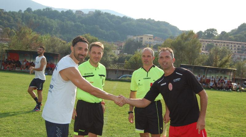 Padovani e Santarelli ceccano calcio