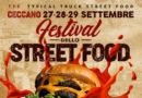 Ceccano – Nel prossimo weekend arriva il Festival dello Street Food