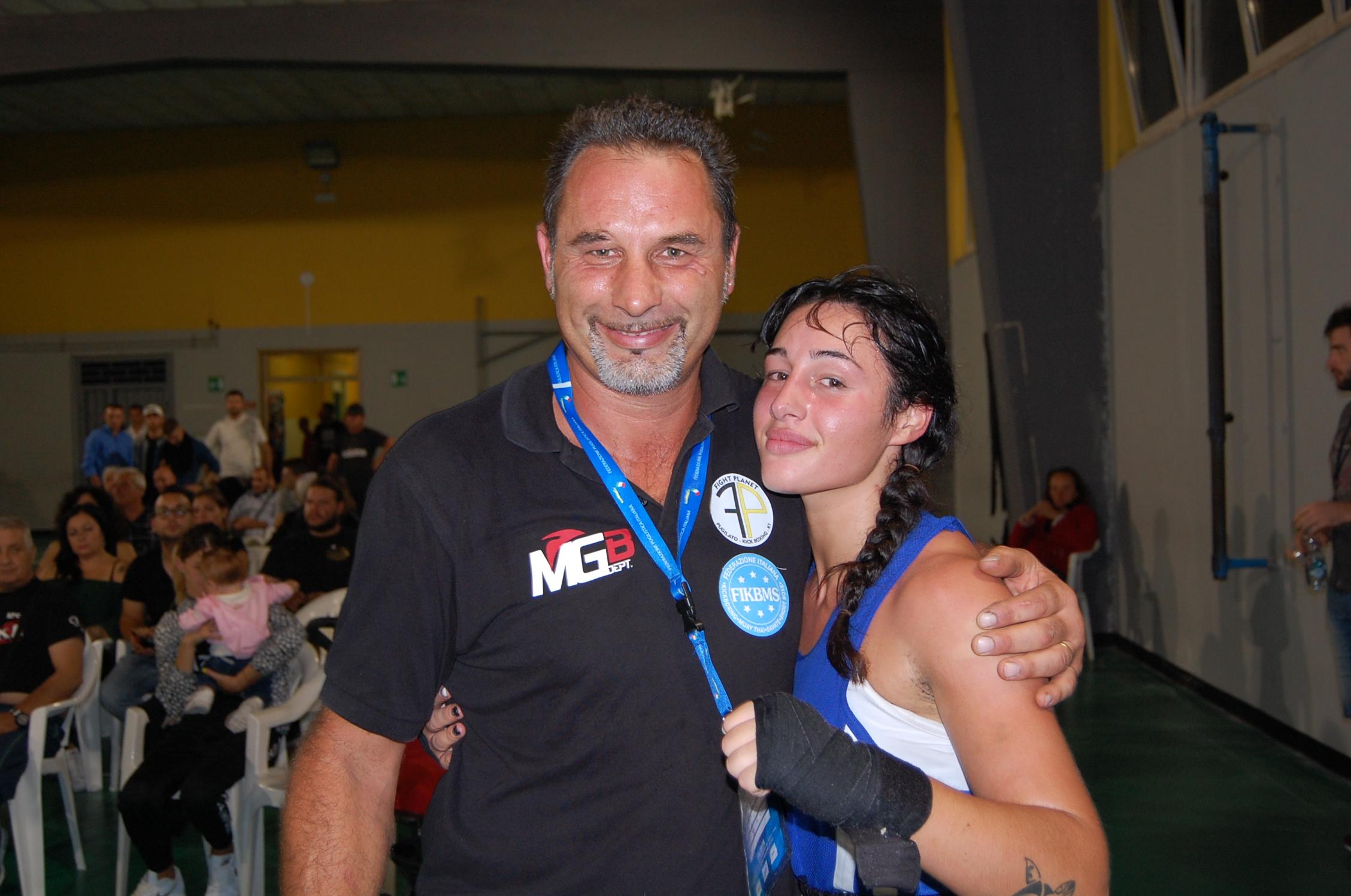 Rocco Ferrante e Donatella Ferrante