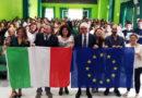 Ceccano – Il presidente della Provincia Pompeo in visita al liceo per il saluto agli studenti
