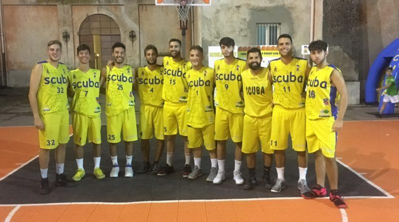 Scuba Basket Frosinone