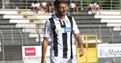Capitan Di Stefano del Sora Calcio