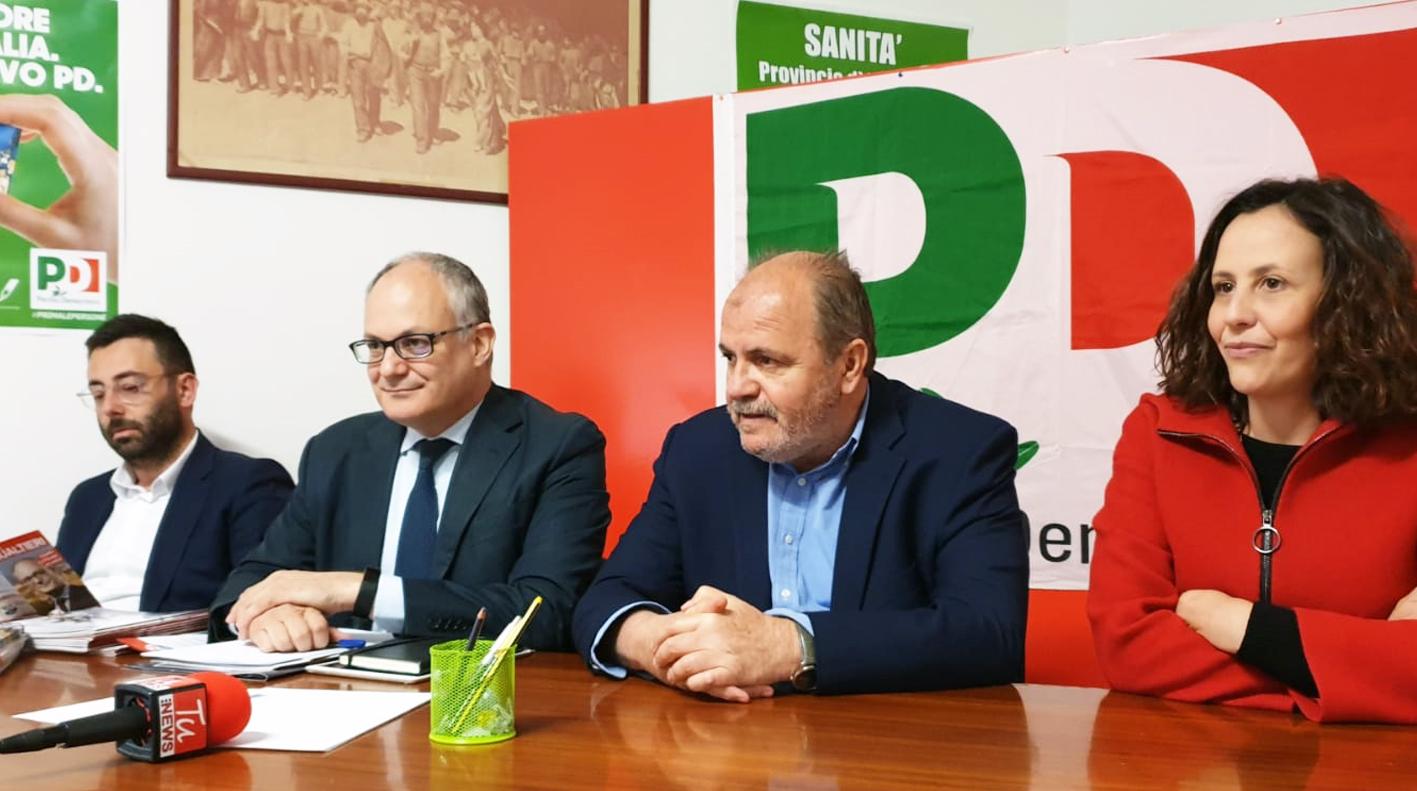 Quando Gualtieri venne a Frosinone... Oggi scelto come nuovo ministro dell' Economia - TuNews24.it - Passione per l'informazione