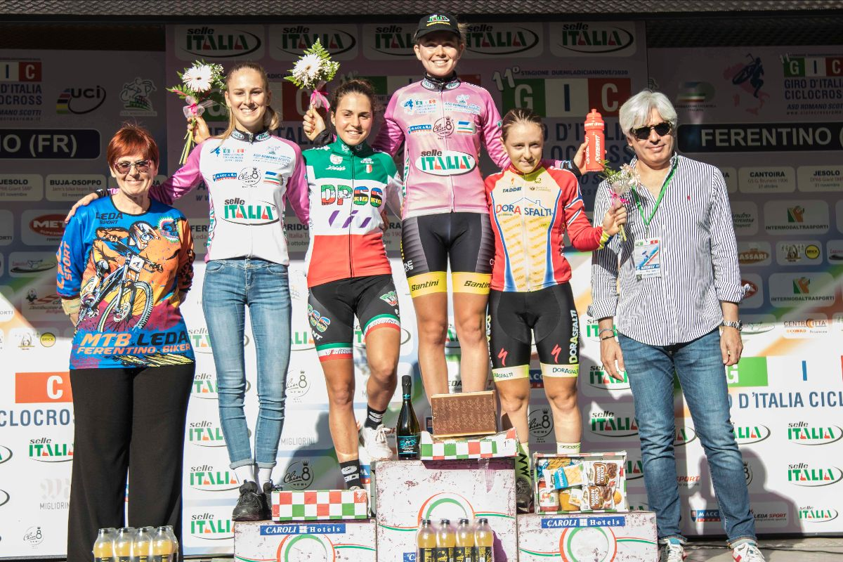 giro d'italia ciclocross ferentino