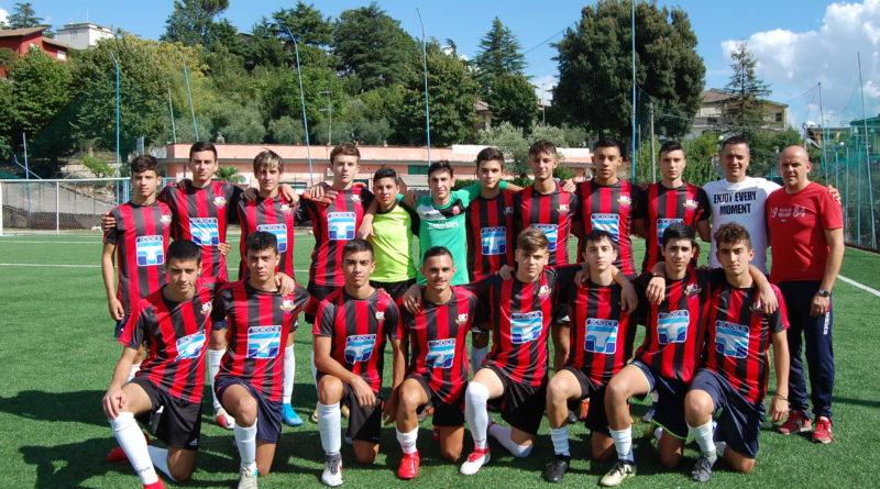 UNDER 17 CECCANO ACADEMY-ATL.VEROLI 1-2 Allievi Ceccano 2019-20
