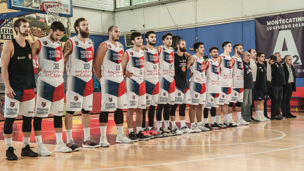 BPC Virtus Cassino - Lions Bisceglie 94-77
